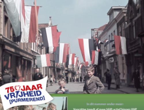 Bevrijdingsfeest in Purmerend 1945