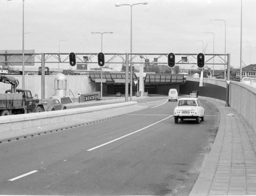 Woensdag 20 maart 2019 : Geschiedenis van de IJ-tunnel, locatie Spijkerman Eten en Drinken, aanvang 20.00 uur