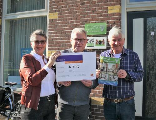 Rabobank schenkt 250 euro ter ere van 50ste VHP magazine