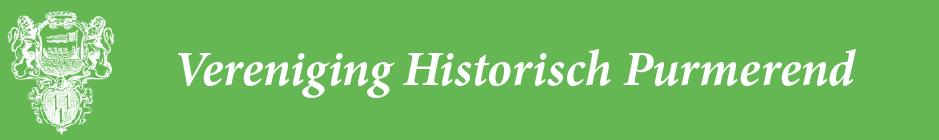 Vereniging Historisch Purmerend Logo