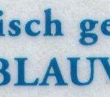 blauwetram